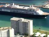 Bemoeienis Trump heeft effect: MS Zaandam komt aan in Port Everglades