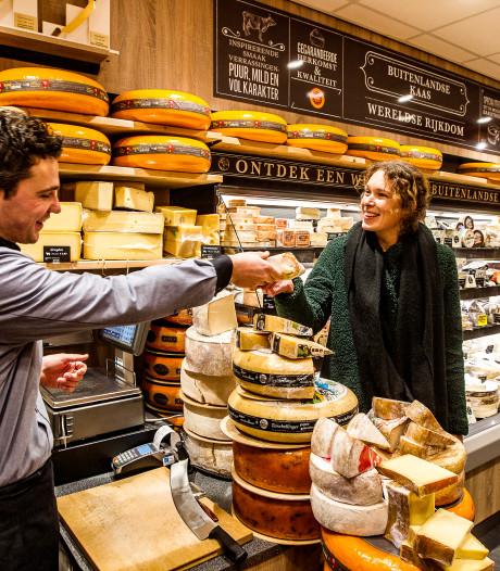 Met je eigen pakje, zakje of bakje  shoppen in de winkels in Deventer