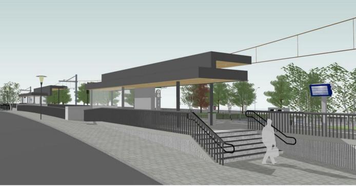 Het ontwerp van architect Martijn Boelhouwers kreeg bij de welstandcommissie louter lof.