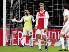 Ajax grijpt naast koppositie in bizar doelpuntenfestijn tegen Heerenveen