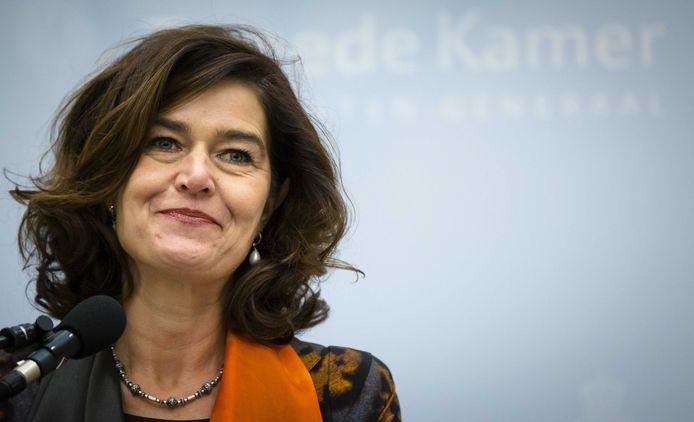 Anouchka van Miltenburg, directeur van Nucleus Zorg.