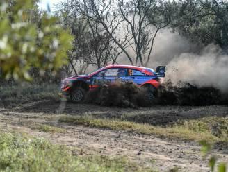 """Zege is voor Sébastien Ogier in Safari Rally, Neuville geeft op: """"Grote ontgoocheling"""""""