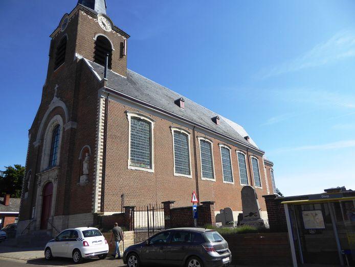 Parochiekerk Sint-Paulus in Geetbets.