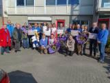 Kringloopwinkel Habbekrats geeft gul geld weg