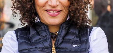 Boksster Lucia Rijker is bang voor blauwe plekken...