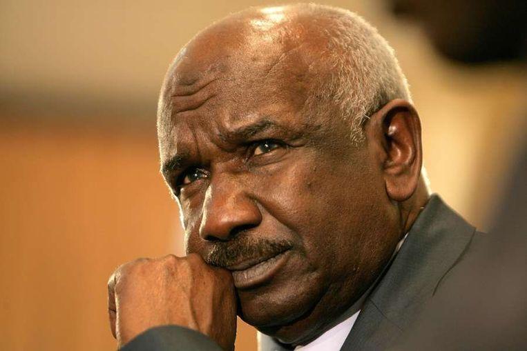 De Sudanese Ahmed Mustafa al-Dabi. Beeld afp