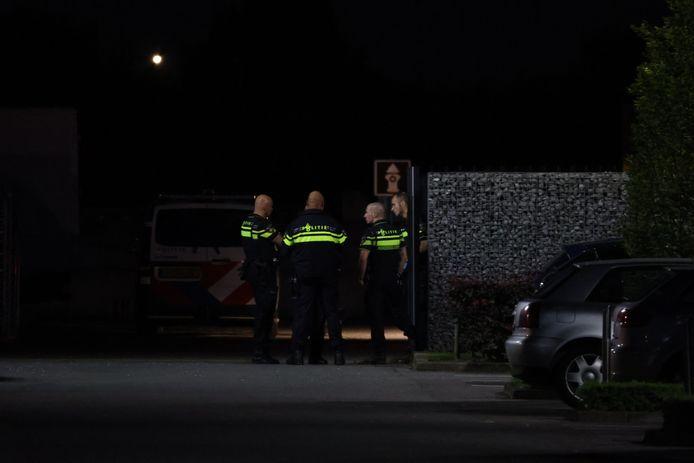 Mogelijk steekincident in Wijk en Aalburg