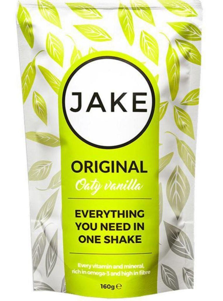 Jake, verkrijgbaar bij jakefood.com. Beeld rv
