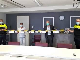Politiezone bedankt alle 1.200 medewerkers van Ziekenhuis Geel met kaartje op Dag van de Verpleegkundige