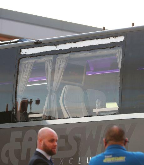 """Le bus du Real caillassé à Liverpool: """"Une attitude honteuse"""""""