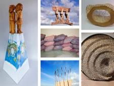 Expositie 'Drie Strooomen' brengt werk van trio Hoeksche Waardse kunstenaars samen