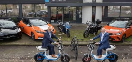 Autodealer Driessen start 'vervoerswinkel' in Eindhovense binnenstad
