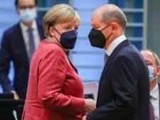 Wie volgt Angela Merkel op? Minister van Financiën 'Scholzomat' gooit hoge ogen