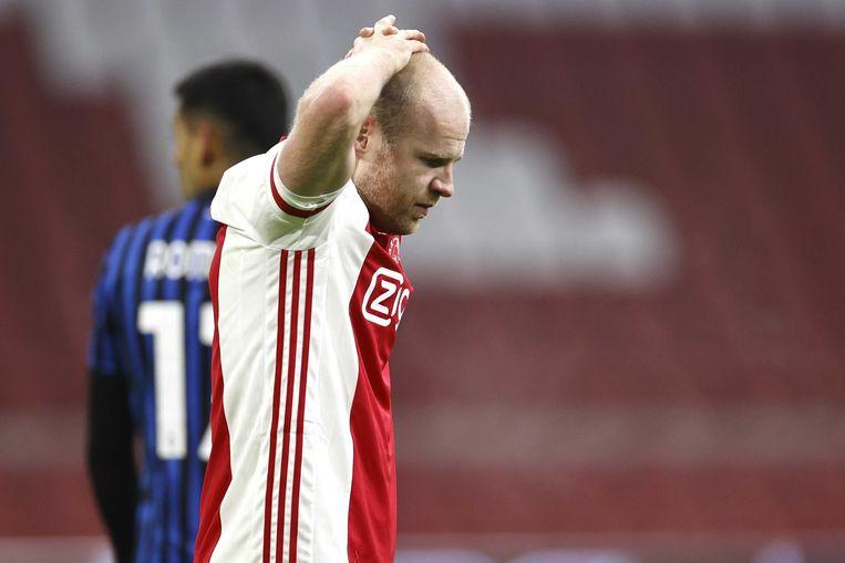 Klaassen is een topspeler, in de eredivisie, maar hij is niet voor niets mislukt bij Everton. Beeld ANP