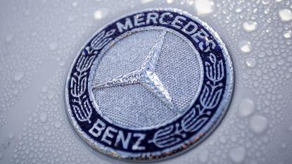 Mercedes A250 gestolen
