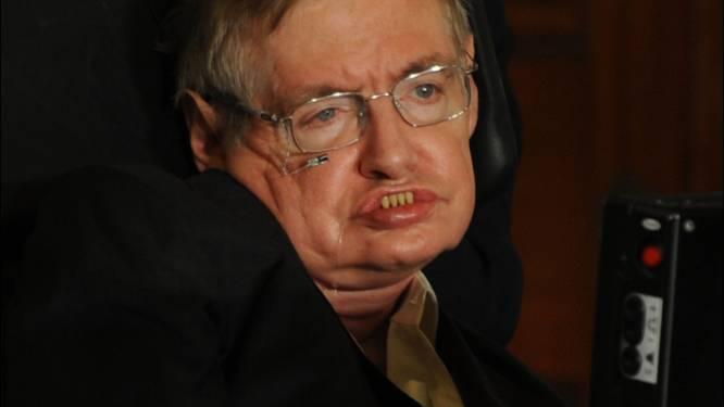 Doctoraatsthesis Stephen Hawking gratis online: website universiteit Cambridge crasht