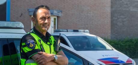 Het was geen jongensdroom die uitkwam, maar Jan van Poppel bleef wel 43 jaar bij de politie werken