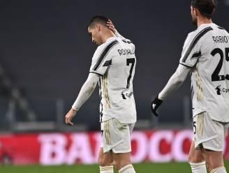 Juventus laat punten liggen na penaltymisser Cristiano Ronaldo