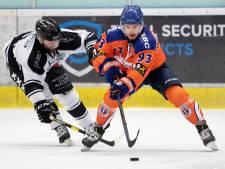 Helemaal geen ijshockey meer dit seizoen in Nederland