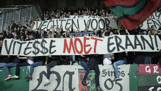 De ongekende rivaliteit tussen fans van NEC en Vitesse: 'Bij een confrontatie vallen er absoluut doden'