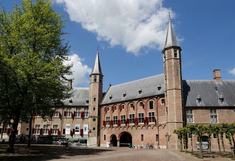 De Abdij van Middelburg  (Onze-Lieve-Vrouwe abdij ). Beeld Hollandse Hoogte / Berlinda van Dam