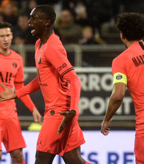 4-4 après avoir été mené de trois buts: le PSG s'offre un match fou avant Dortmund