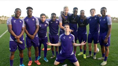 De talentenfabriek van Neerpede: Colassin elfde jeugdspeler in A-ploeg van Anderlecht in kleine 2 jaar