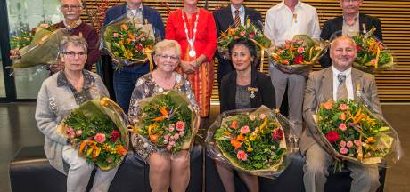 Osse burgemeester Wobine Buijs zet negen inwoners in de royale spotlights
