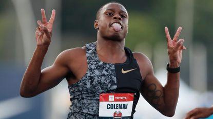WADA gaat niet in beroep in zaak tegen topsprinter Christian Coleman