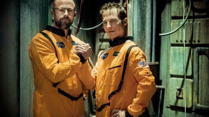 Staf en Mathias Coppens kraken 'de code van het najaar' in speciale aflevering van 'Code Van Coppens'
