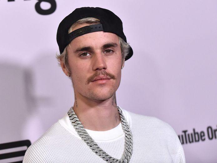 Justin Bieber is boos.