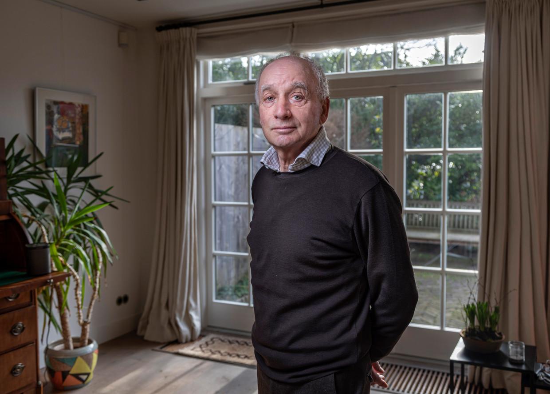 Roel Coutinho, voormalig hoofd infectieziektebestrijding bij het RIVM en emeritus hoogleraar epidemiologie. Beeld Marco Okhuizen