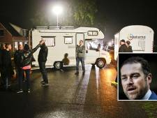 Blokkades opgeheven, bussen rijden Oranje binnen