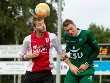 UDI'19 sluit seizoen in de middenmoot af met een nederlaag tegen kampioen Groene Ster