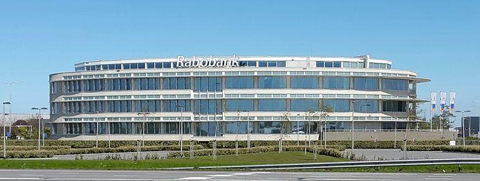 Kantoor van Rabobank Westland op Leehove in De Lier.