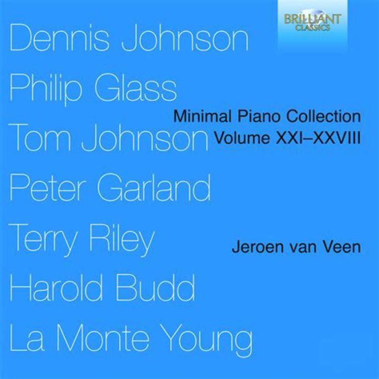 Composition 1960 #7 van La Monte Young. Beeld