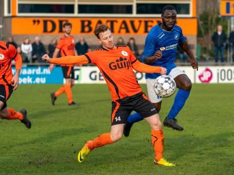 De Bataven loopt EK-duels van voetbalsters Oranje O17 mis