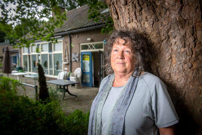 Voorzitter en oprichter van de Brummense stichting Onze DROOM Sonja Leemkuil (66) hoopt met een petitie de gemeenteraad van Brummen duidelijk te maken hoe belangrijk de stichting is voor eenzame mensen.