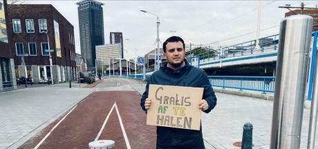 Hart voor Den Haag biedt 'gratis pollers' aan op Marktplaats: 'Voor een bezichtiging kunt u bellen met 14070'