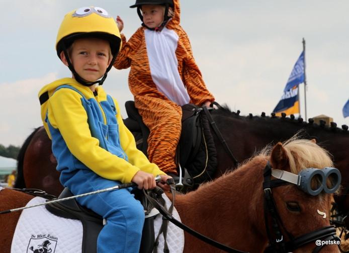 Op de pony in Nijnsel