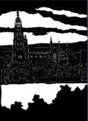 Zicht op Breda - prentenboek De Vloed.