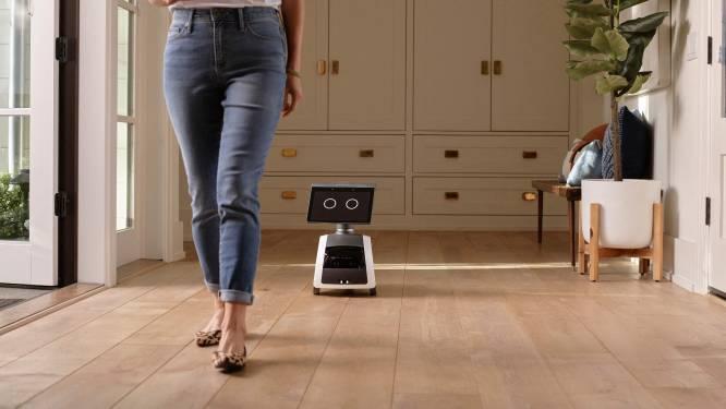 Un assistant sur roues chez vous: Amazon lance Astro, son robot domestique