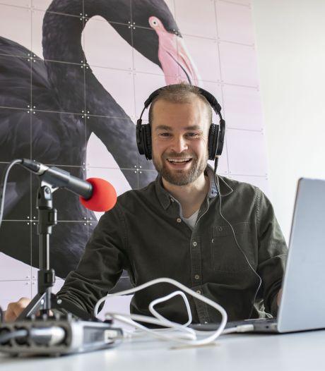 Inspiratie voor een podcasts is overal: 'Iedereen heeft een verhaal dat het beluisteren waard is'