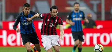 Hakan Calhanoglu quitte l'AC pour l'Inter