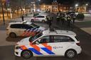 Veel politie op de been in Vlissingen