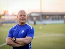 Voetbal is momenteel bijzaak voor Blauwwitters-trainer Aart-Jan Quak