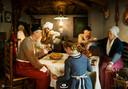 Bij het vorige jubileum maakte fotograaf Richard Sinon een moderne versie van De Aardappeleters.