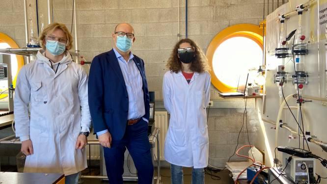 """Bedrijfsleider BASF Antwerpen geeft gastcollege aan PITO: """"De school is één van onze hofleveranciers"""""""