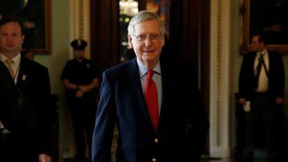 Maandag nieuwe stemming in Senaat die einde kan maken aan 'shutdown'