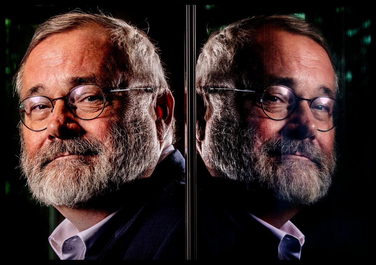 Sjaak de Gouw, baas van de GGD Hollands-Midden